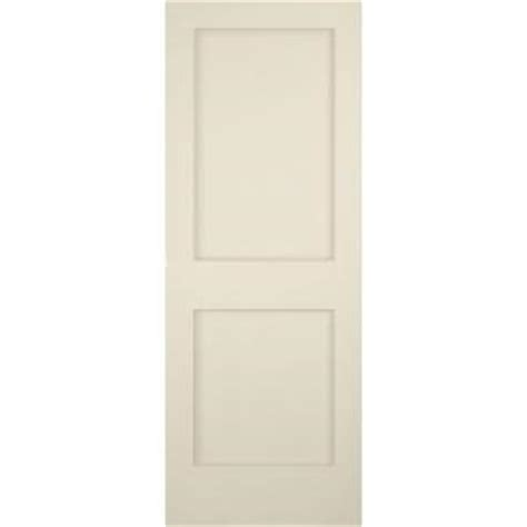 Single Panel Shaker Interior Door by Builder S Choice 28 In X 80 In 2 Panel Shaker Solid