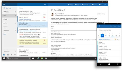 Office 365 Mail App Windows 10 The Next Chapter Of Office On Windows Office Blogs