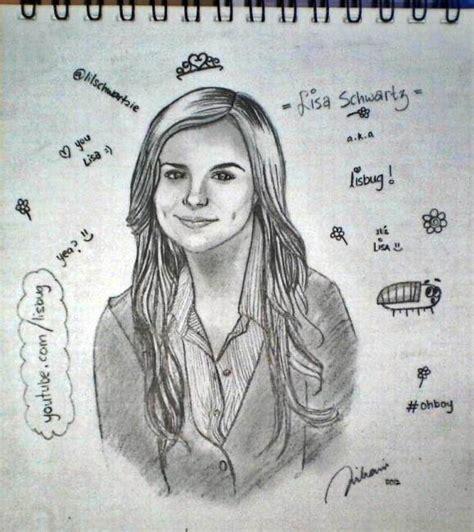 lisa schwartz youtube pinterest lisa schwartz my favorite youtube person my sketches