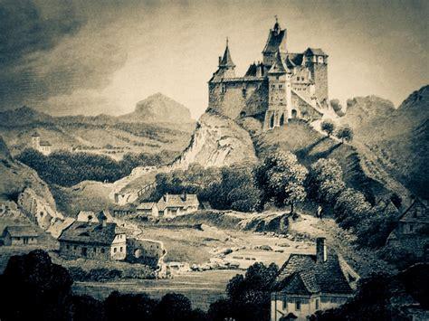 dracula castle bran castle romania dacia