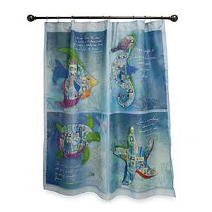 buy sea 70 inch x 70 inch shower curtain from bed