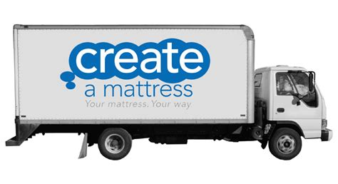 free delivery create a mattress