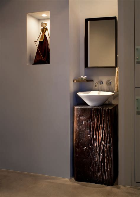 narrow powder room impressive kohler sinks in powder room contemporary with