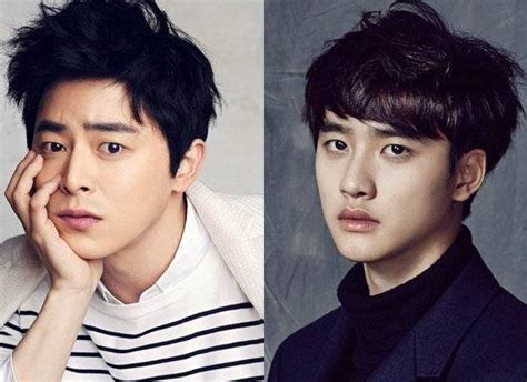 film do exo hyung exo s d o and jo jung suk confirmed for south korean movie