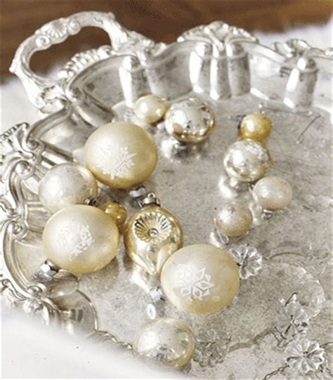 Silver Table Decorations by Table Decorating Ideas Silver