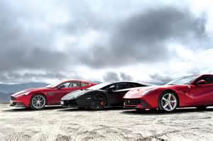 F12 Vs Lamborghini Aventador F12 V Lamborghini Aventador V Aston Martin
