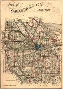 Clayton Ny 1878 map of onondaga county