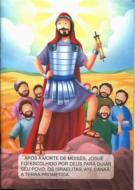 imagenes biblicas josue la vie de josu 233 levangelisation section enfants