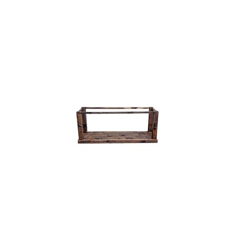 sofa stand 52 inch reclaimed gun trunk sofa stand simply woods