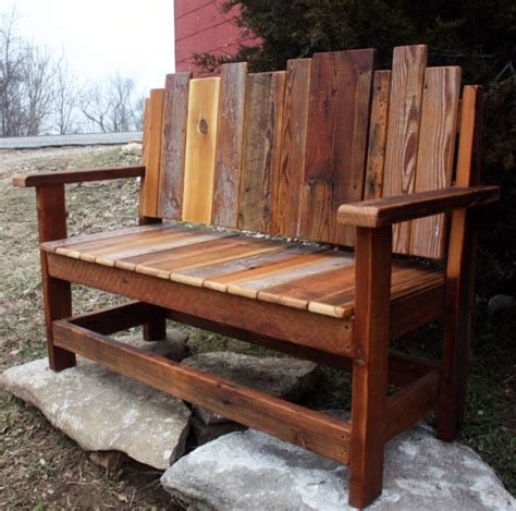 21 amazing outdoor bench ideas style motivation