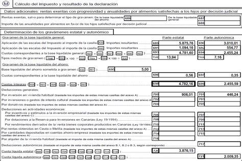 casilla de ganancias patrimoniales por acciones irpf 2015 entendiendo la declaraci 243 n de la renta el cedazo