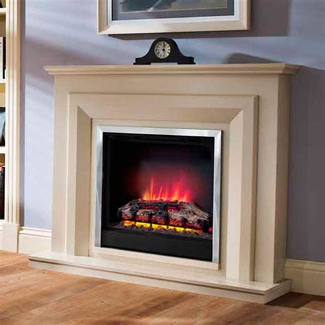 Cheap Fireplace Suites by Modern Style Elgin Kingsley 47 Quot Electric