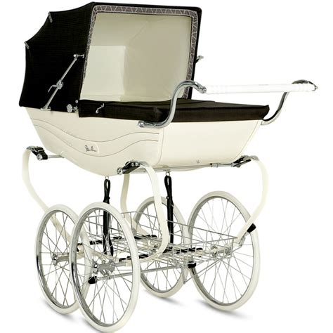 Sale Stroller Creative Baby Clasic Exclusive silver cross balmoral classic pram brown