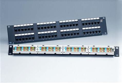 Datwyler Cable Utp Modular Patch Panel Dll 1 systimax utp cable accessories global network informatika