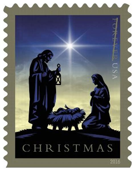 usps to issue nativity stamp on thursday | postalnews.com