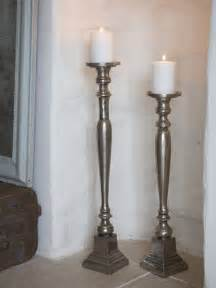 1000 ideas about candle holders on floor