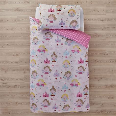 Fairy Duvet Wilko Fairy Duvet Set Single At Wilko Com