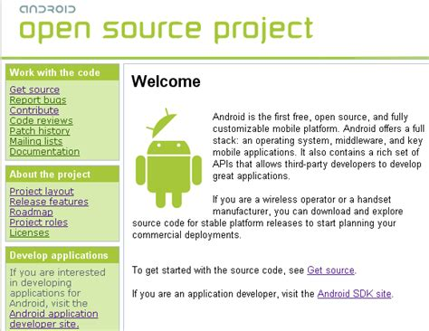 is android open source droidgyaan android great tech that changed the way you live