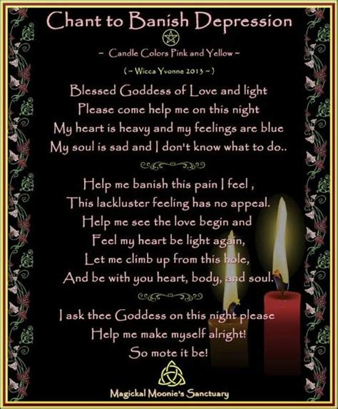 wiccan prayer pagan prayer witchy