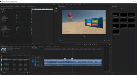 adobe premiere pro zoom effect adobe premiere pro cc 2018 review a seriously good update