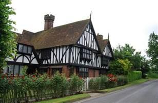 Neoclassical Homes file a tudor house tudeley hale geograph org uk