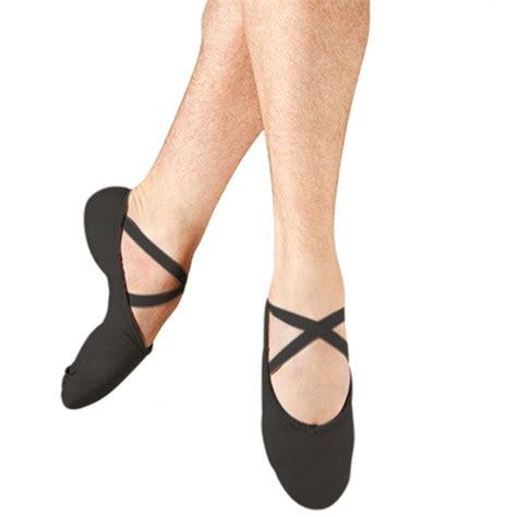 bloch s canvas ballet shoe