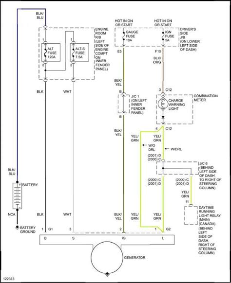 wiring diagrams toyota sequoia 2001 repair toyota