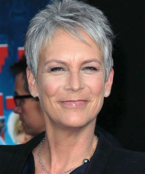 Jamie Lee Curtis, How to Flaunt Gray Hair Like a Celebrity