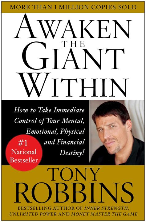 tony robbins deliver real results summary  awaken  giant