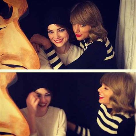 emma stone instagram official account the definitive guide to taylor swift s friendship web