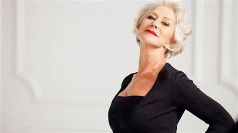 helen mirren says no to airbrushing in latest l oreal ads