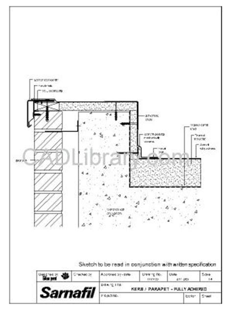 Roof Deck Plan Foundation 22 Best Construction Details Images On Pinterest