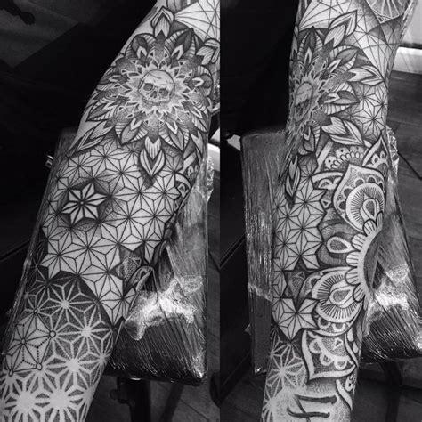 25 best ideas about geometric sleeve tattoo on pinterest