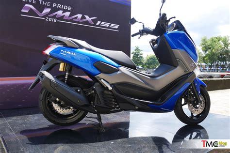Tutup Kaliper Nmax Xmax Yamaha Aerox 155 vlog kupas tuntas desain fisik yamaha nmax 155 my 2018 tmcblog