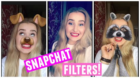testing   snapchat filters effects chloes life