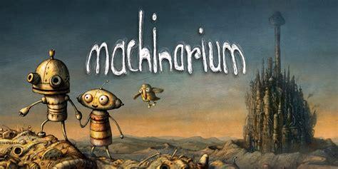machinarium nintendo switch  software games nintendo