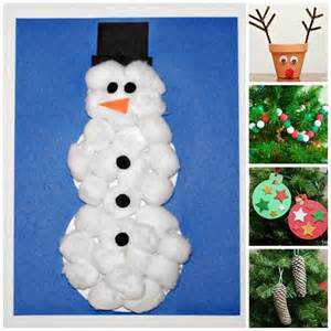 Fun Easy Holiday Crafts - fun easy christmas crafts for kids site about children