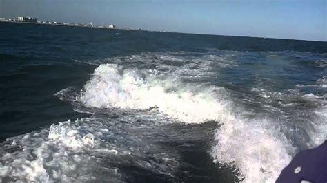 small boat big ocean choppy seas in a small boat youtube