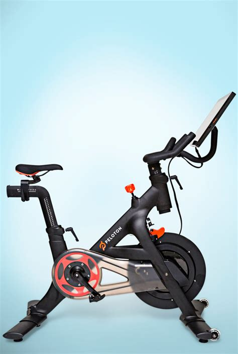 peloton at home spin bike review take a spin class at