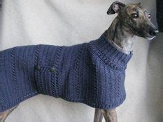 knitted greyhound sweater pattern 1000 images about knitting patterns for dogs on pinterest