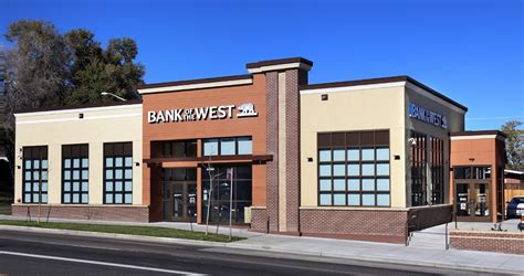 bank of the west facilities contracting