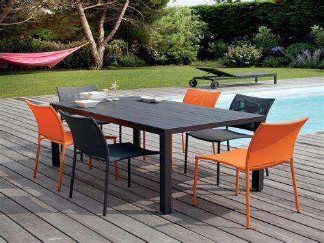 table jardin auchan emejing salon de jardin aluminium auchan images awesome