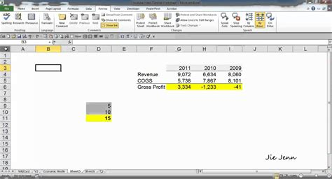 excel tutorial lock cells excel how to lock individual cells youtube