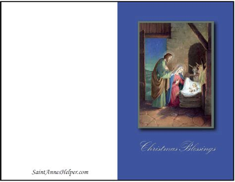 printable nativity scene christmas cards free printable christmas cards nativity scene