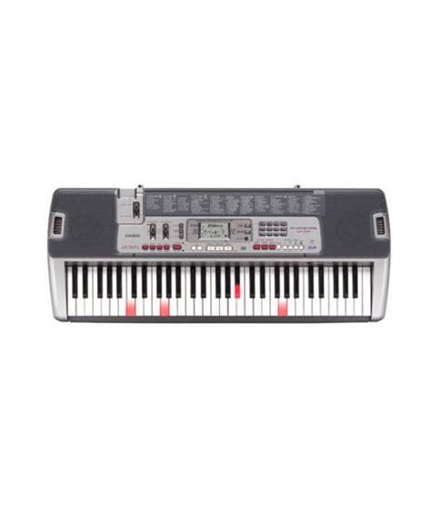 Keyboard Casio Lk 210 casio lk 210 lighting keyboard piano buy casio lk 210 lighting keyboard piano at best