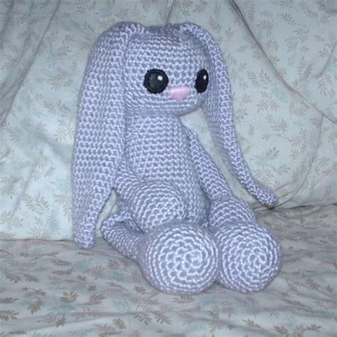 amigurumi pattern rabbit 2000 free amigurumi patterns lavender bunny