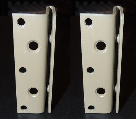 Bed Frame Brackets Bed Frame To Bed Post Hook Bracket Set Of 2