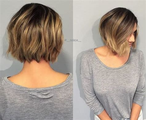 textured end bobs 70 winning looks with bob haircuts for fine hair