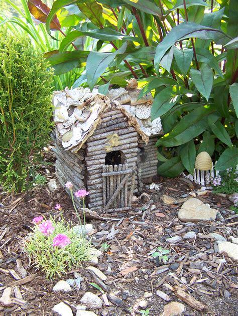 Miniature Garden Houses by Garden Garden In The Burrow