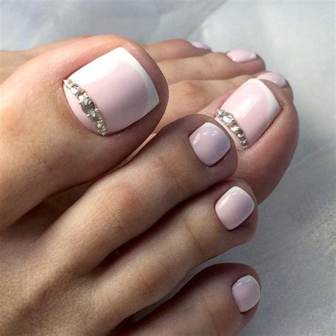 Pedicure Nail by Beautiful Toe Nail Ideas To Try Naildesignsjournal
